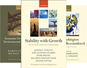 Initiative for Policy Dialogue (12 Book Series)