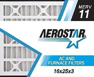 Best 16x25x3 5 furnace filter Reviews