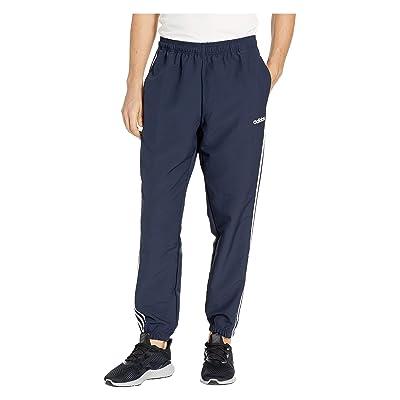 adidas Essentials 3-Stripes Wind Pants (Legend Ink/White) Men