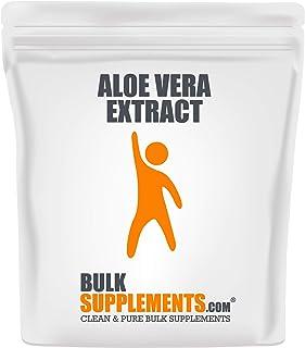 BulkSupplements Aloe Vera Extract Powder (1 Kilogram)