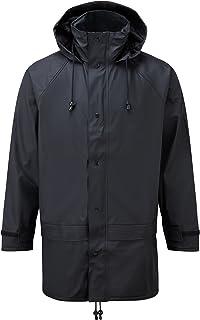 Fortress Men's 220 Flex Waterproof Jacket,Navy,Medium
