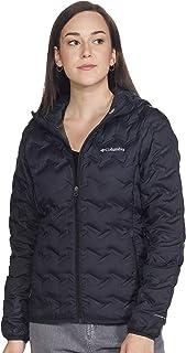 Columbia Womens Delta Ridge Down Hooded Jacket