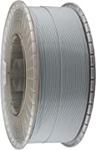 PrimaCreator EasyPrint 3D Printer Filament - PLA - 1.75mm - 3 kg (6.6  lbs) Spool - Light Grey