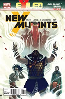 New Mutants #43