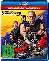 Fast & Furious 9 - Die Fast & Furious Saga [Blu-ray]