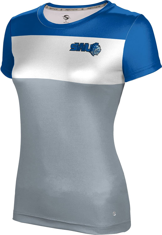 ProSphere Southern Wesleyan University Girls' Performance T-Shirt (Prime)