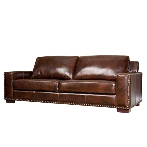 Astounding Italian Leather Sofa Amazon Com Caraccident5 Cool Chair Designs And Ideas Caraccident5Info