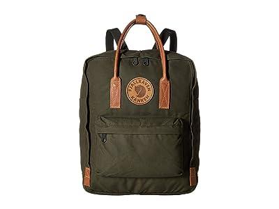 Fjallraven Kanken No. 2 (Deep Forest) Backpack Bags