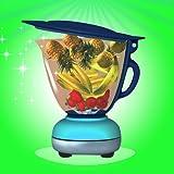 Blender Fruit : Juice Blend Simulation