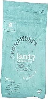 Stoneworks Laundry Detergent Pods - Rain - Case of 6-50 Count