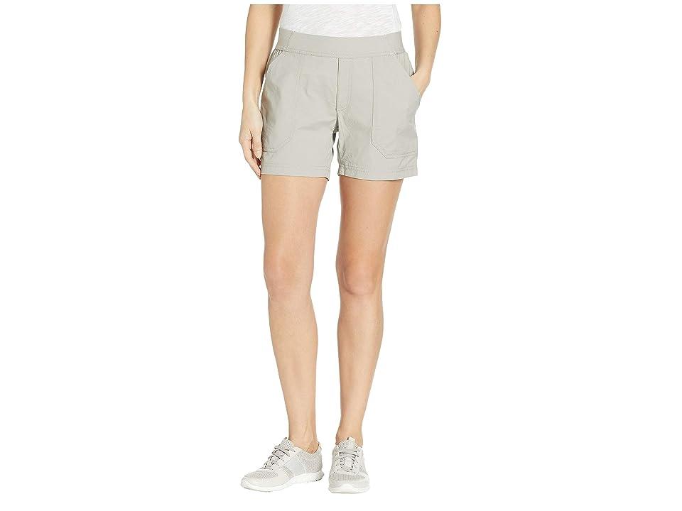 Columbia Walkabout Shorts (Flint Grey) Women