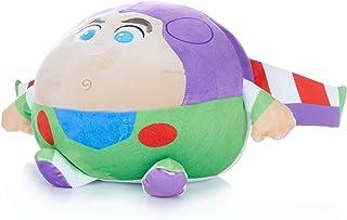 Cuddle Pal Disney Baby Buzz Lightyear Round Stuffed Animal Plush Toy, 10 Inches, Multicolor