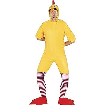 Limit Sport MA364 Grösse - Disfraz de gallina para hombre (talla M ...