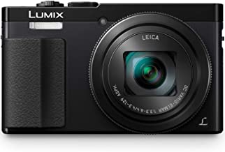 Panasonic Lumix ZS50 Camera, Black