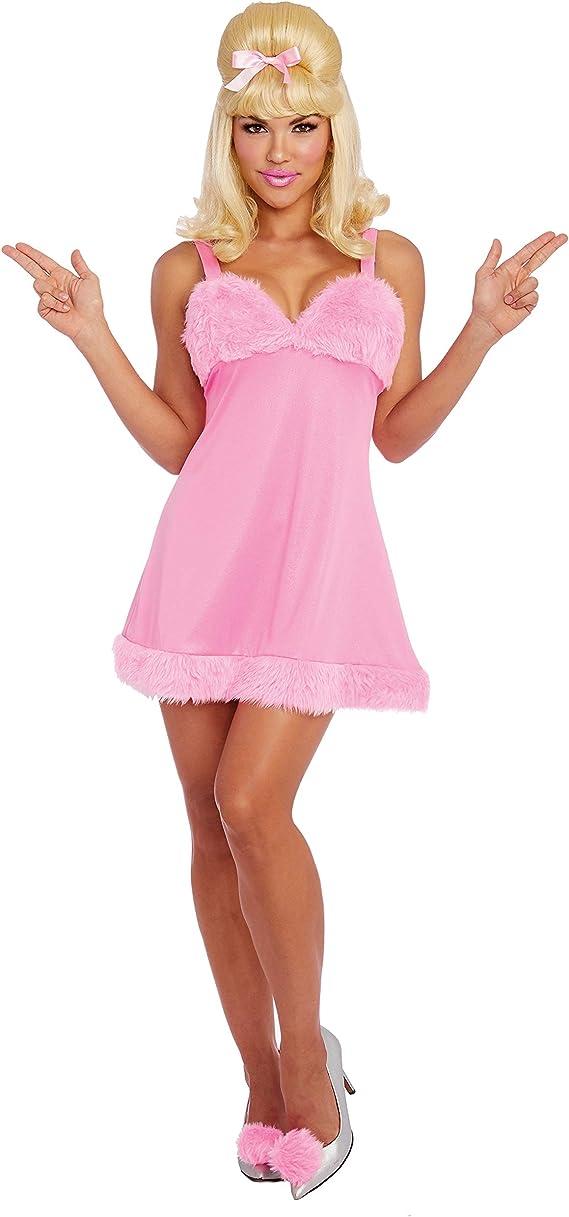 60s Costumes: Hippie, Go Go Dancer, Flower Child, Mod Style Dreamgirl womens Femme Fatal  AT vintagedancer.com