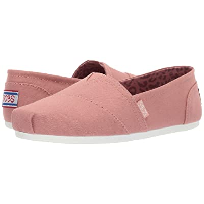 BOBS from SKECHERS Bobs Plush Peace and Love (Rose) Women