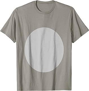 Elephant Belly Costume Halloween Funny DIY Idea T-Shirt