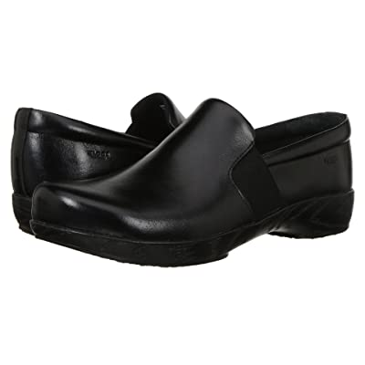 Klogs Footwear Tucker (Black Tintoretto) Women