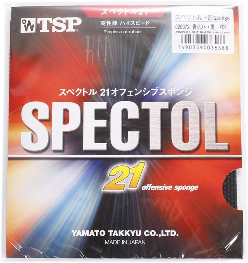 Max 72% OFF Spectol TSP 21 Offensive Sponge - latest Table Pips Short Tennis Rubber