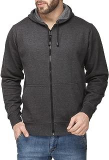 ADBUCKS Sweatshirt Winter Wear Hood with Zipper