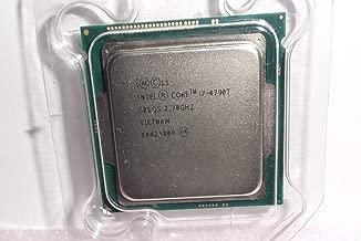 Intel CM8064601561513 I7-4790T 2.7GHZ 8M TRAY