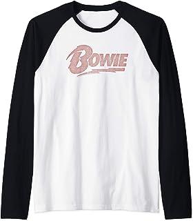 David Bowie - Bowie Manche Raglan