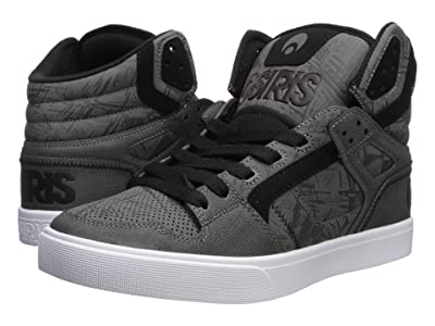 Osiris Clone (Charcoal/Abstract) Men