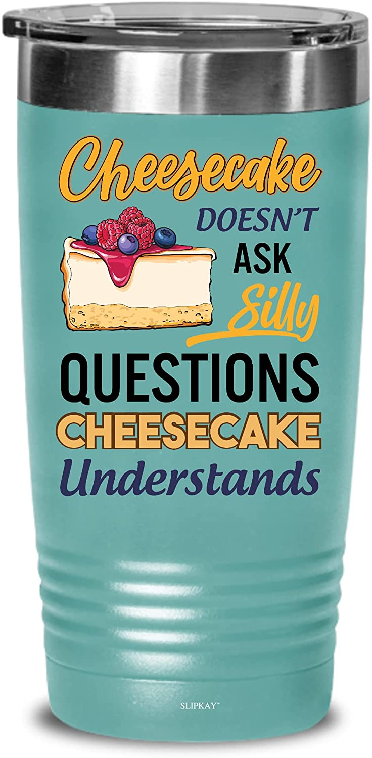 Cheesecake Doesnt Ask Silly Recommended Questions Cheese New popularity Tu Understands Cake