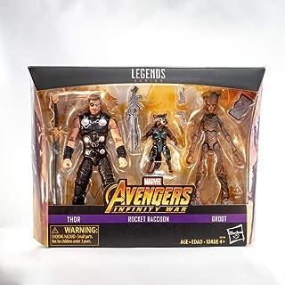Best marvel legends thor 3 pack Reviews