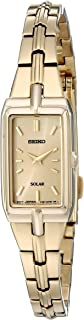 Women's Goldtone Solar Dress Watch