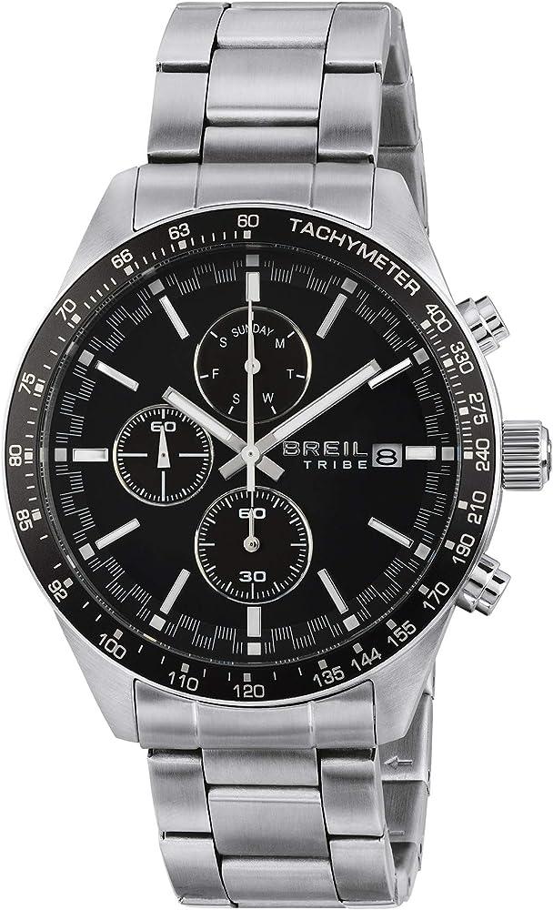 Breil orologio per uomo in acciaio inossidabile EW0462