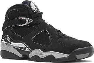buy popular 1e526 46f93  305381-003  AIR Jordan AJ Retro 8 Mens Sneakers AIR JORDANBLACK White