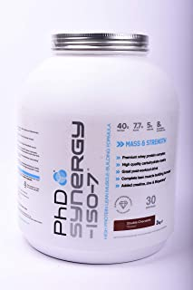 PhD Synergy-Iso-7 Powder Double Chocolate Cookie, 2 kg