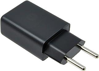 Carregador de Parede USB-C, Motorola, TurboPower 15W, AC004, Bivolt, Preto
