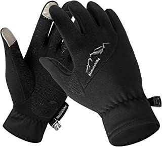 TRIWONDER Winter Gloves Running Gloves Men Women Touch Screen Gloves Cycling Biking Driving Sports Gloves Anti-Slip Warm Fleece Gloves