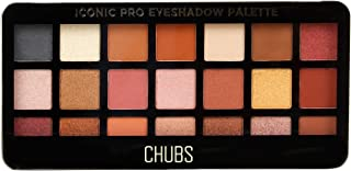 Chubs Highly Pigmented Iconic Pro Rose Gold Edition Eyeshadow Palette
