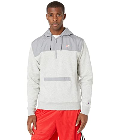 Champion Urban Fleece Hoodie (Oxford Gray) Men