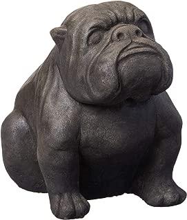 Repose ST10232953 Trustee Bulldog Outdoor Statues