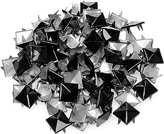 Collez et DIY Les v/êtements /à Coller sur Eimass/® CCB Acrylique Spike C/ône Clous Perles /à Coudre Sacs et Chaussures Ornements