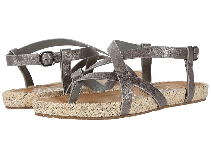 Blowfish  Granola Rope (Pewter Cosmic Metallic) Womens Sandals