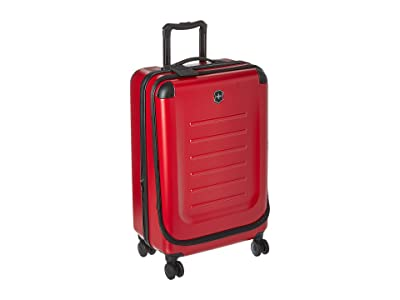 Victorinox Spectra Medium Expandable (Red) Carry on Luggage