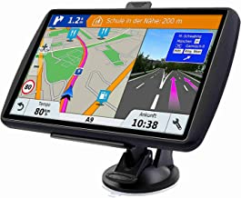 GPS Navigation for Car, 7 Inch 8GB Car GPS Navigation System,HD LCD Touch Screen,Voice Navigation, Driving Alert, Lifetime Map Updates