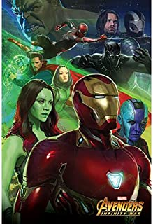 Official Licensed Avengers - Poster (INFINITY WAR - IRON MAN #272)