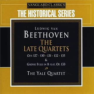 beethoven string quartet 131