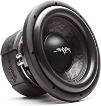 "Skar Audio DDX-10 D4 10"" 1500 Watt Max Power Dual 4 Ohm Car Subwoofer"