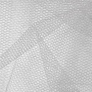 Falk Fabrics Nylon Netting Grey Fabric By The Yard