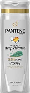 Pantene Pro-V Weekly Deep Cleanse Purifying Shampoo 12.60 - Fluid Ounce - Packaging May Vary