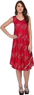 Nakoda Creation Women's Knee Length Dress
