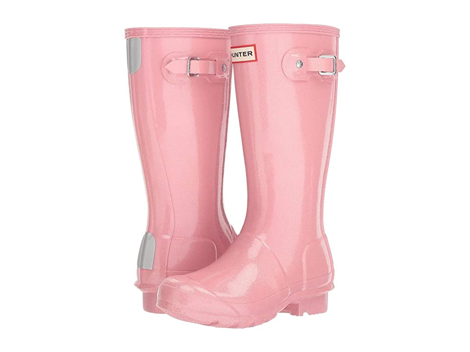 Hunter Kids Original Starcloud (Little Kid/Big Kid) (Highland Pink) Girls Shoes