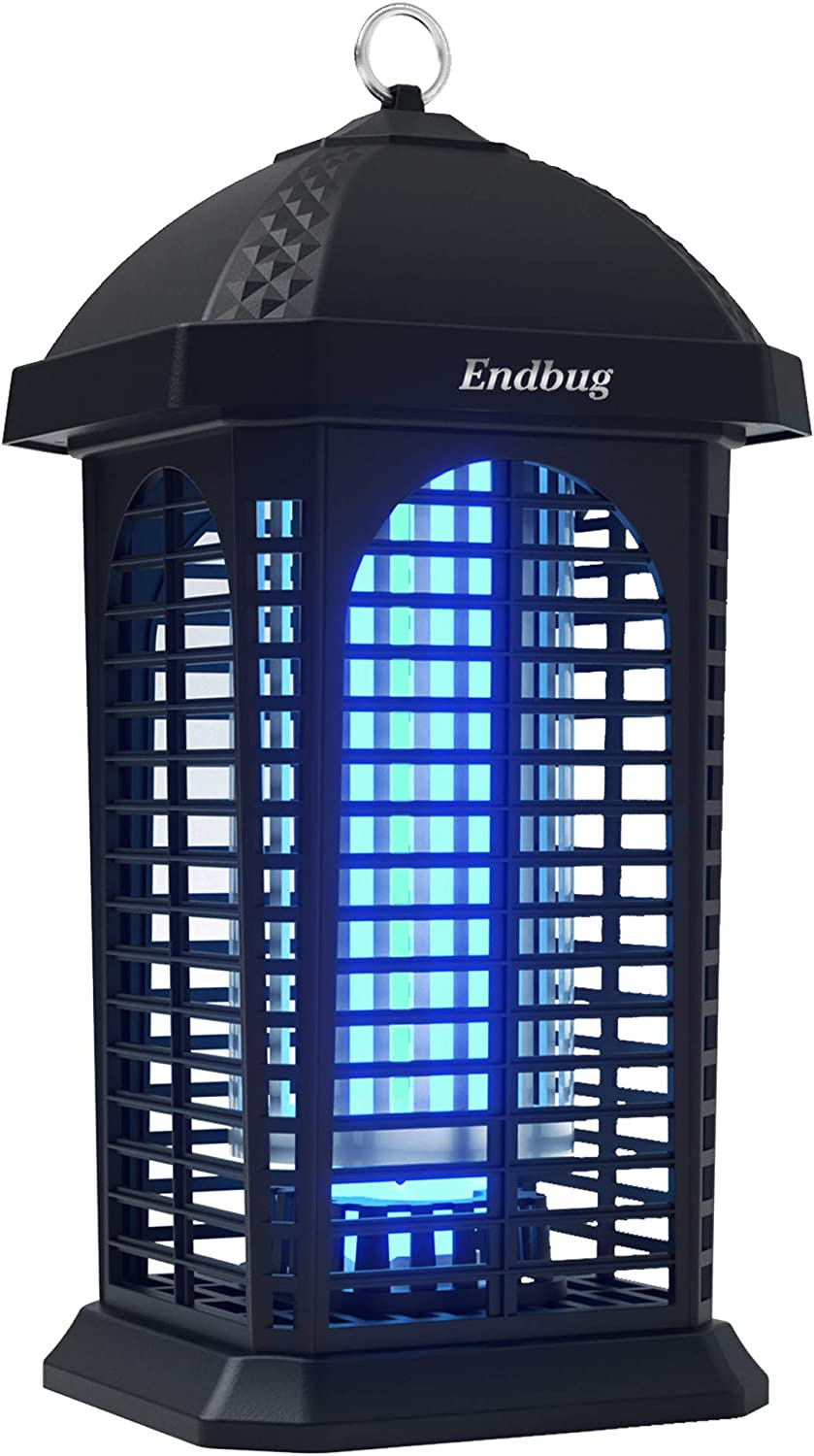 Endbug Bug Zapper Outdoor Over item handling Insect 25W Killer Waterproof Cheap mail order specialty store 4200V E